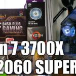 Ryzen7+RTX2060Sで初めての自作PCにチャレンジしてみたら結果大満足だった【予算17万円】